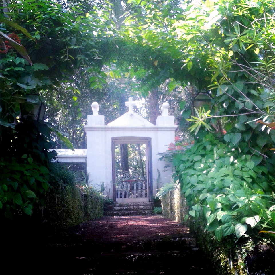 Cancio's House entrance - Great places to stay