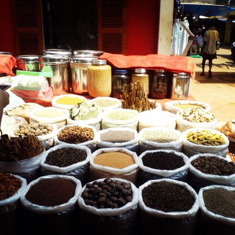 Spices in Mapusa - An off-the-beaten-path Goan holiday
