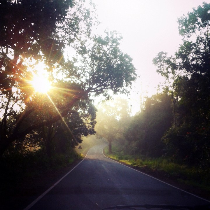 Chorla sunrise - An off-the-beaten-path Goan holiday