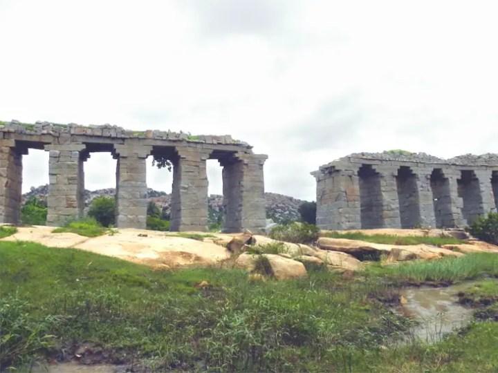Hampi_OtherSide_Aqueduct - Magical sights of Hampi