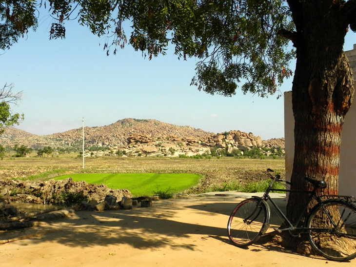 Hampi_RiverCanal1 - Magical sights of Hampi