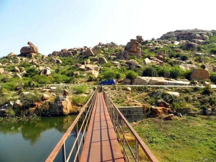 Hampi_RiverCanal2 - Magical sights of Hampi