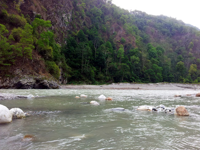 Kalimpong_Teesta_Riverbank_2