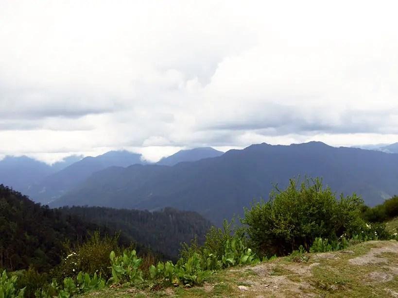 Bhutan - Chele La 1