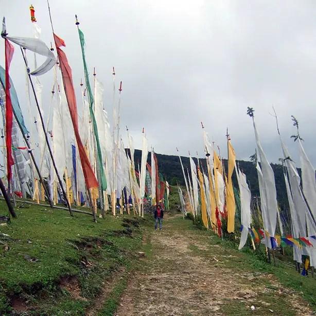 Bhutan - Chele La 4
