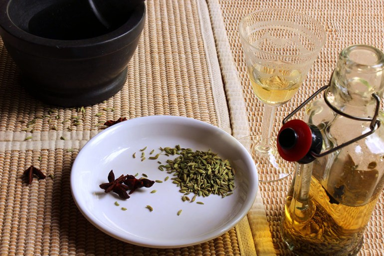 Infusions - Absinthe - Four easy infusions with which to spice up your home bar