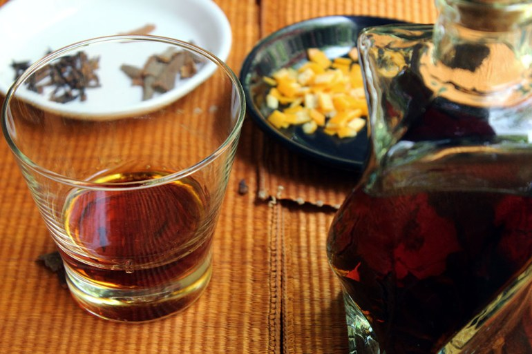 Infusions - Christmas rum - Four easy infusions with which to spice up your home bar
