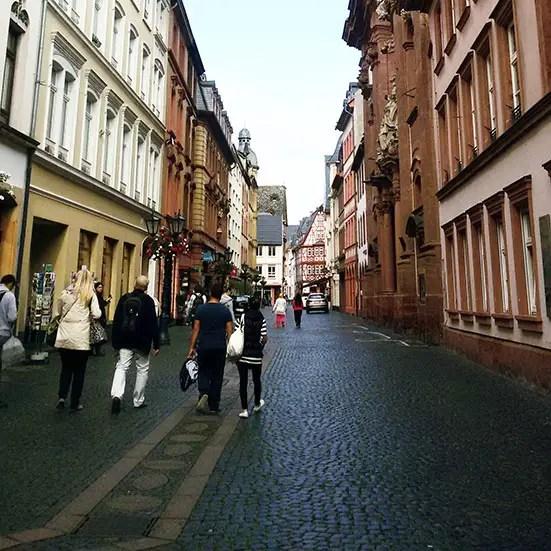 Mainz - Street