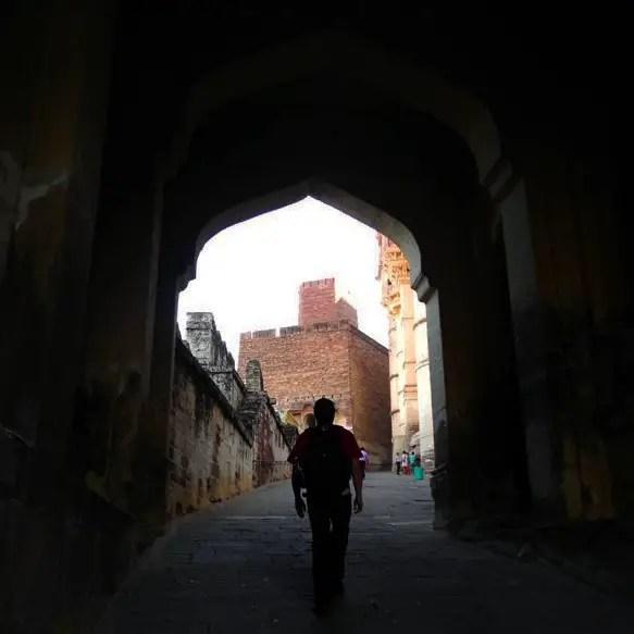 Mehrangarh - Portal