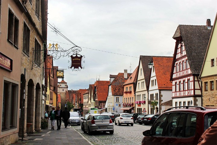 Rothenburg - Street