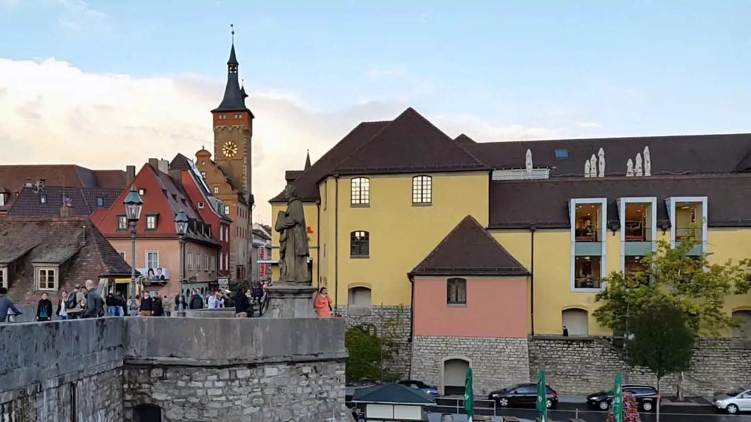 Wuerzburg - Bridge 2