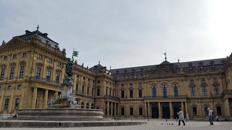 Wuerzburg - Palace 2