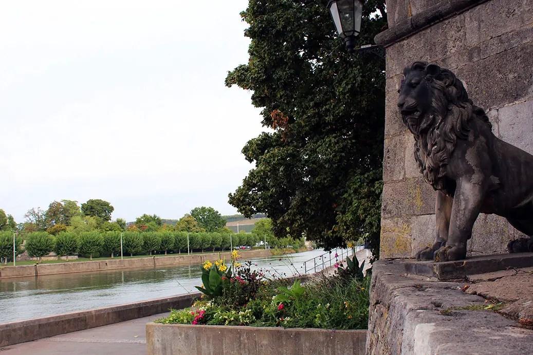 Wuerzburg - Riverbank