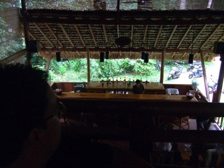 Andamans-Havelock-Barefoot bar