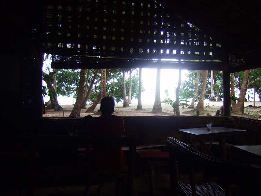 Andamans-Havelock-Lunch at Island Vinnies