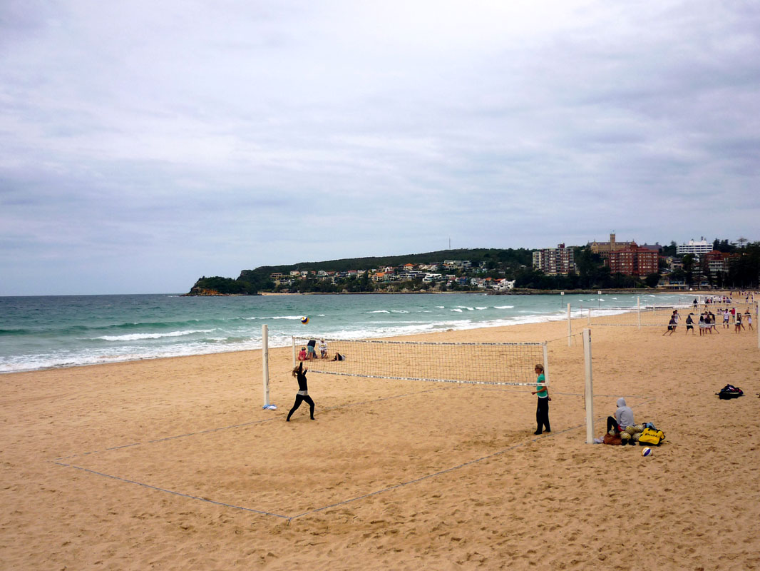 Sydney - Manly volleyball