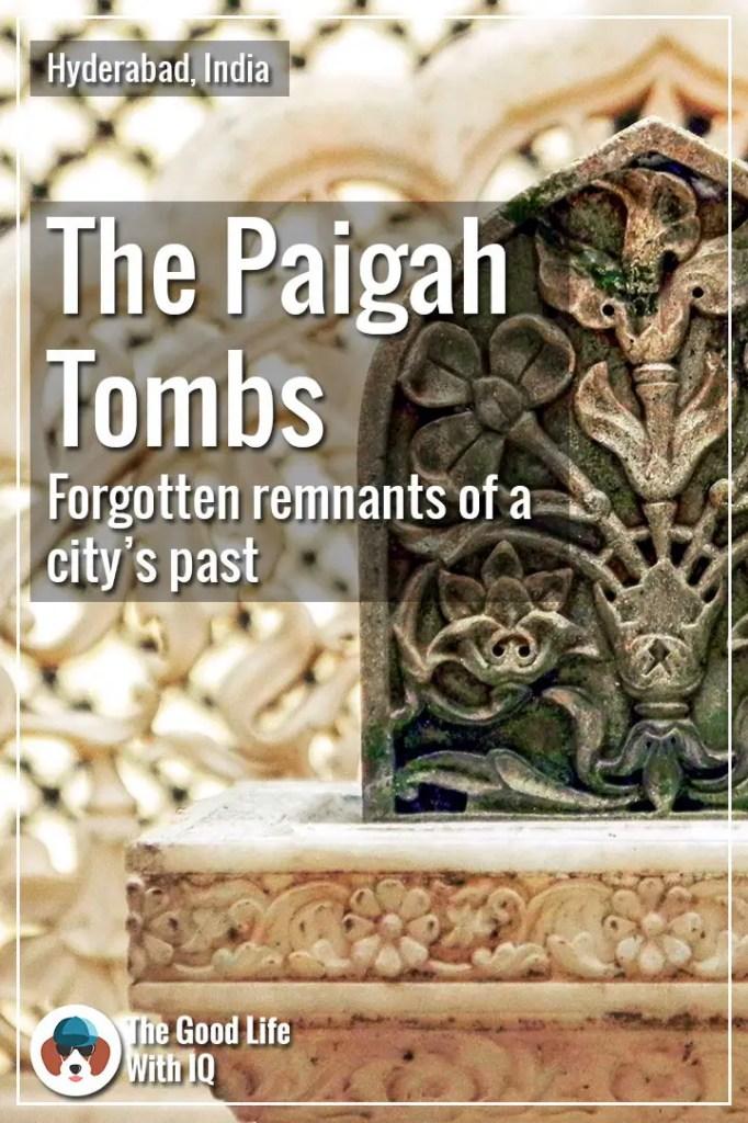 Pinterest thumbnail - Paigah tombs