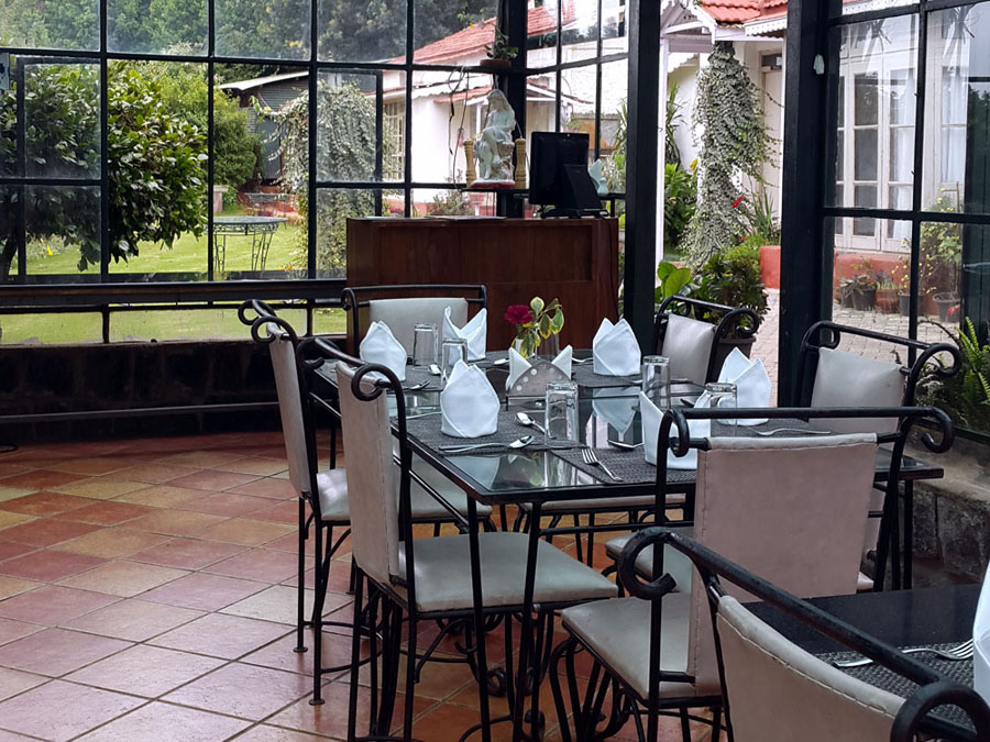 Coonoor - Earl's secret glasshouse 2