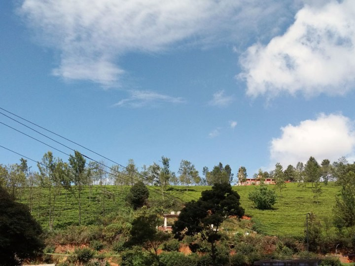 Coonoor - Great escape - Church hill