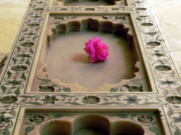 Paigah Tombs - Tomb of Hussain unnissa