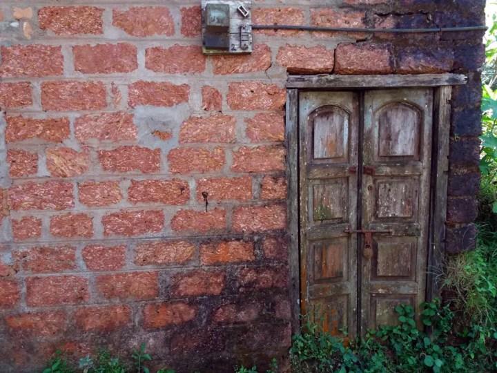 Stone storeroom, Madikeri