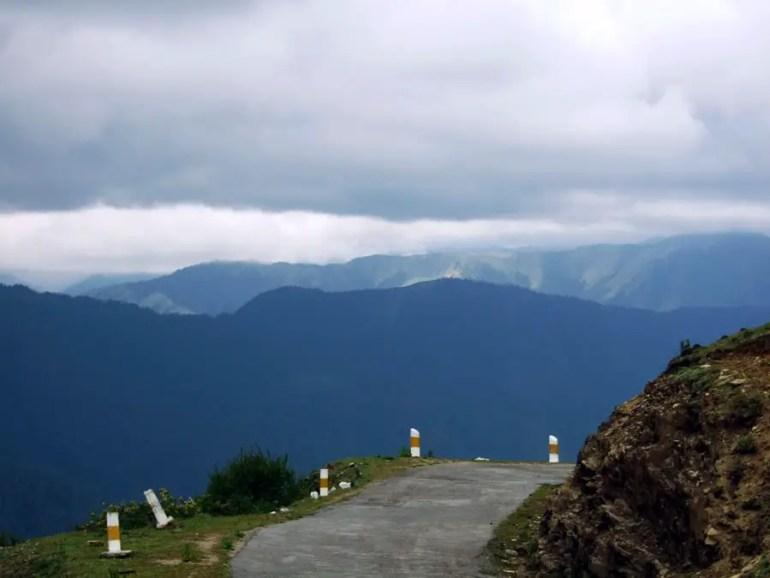 Bhutan - Chele La pass