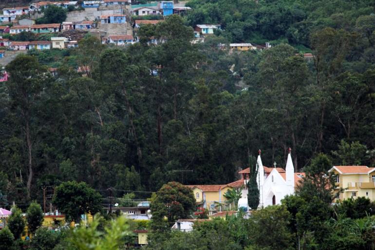 Coonoor - Hillside church