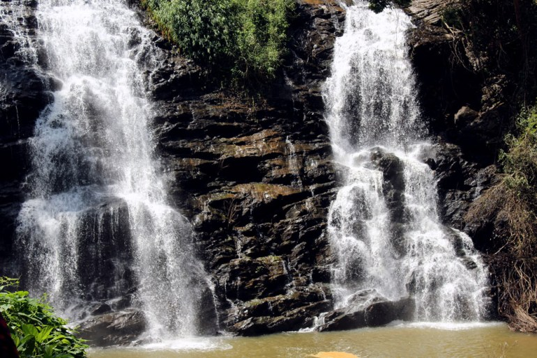 Coorg - abbey falls