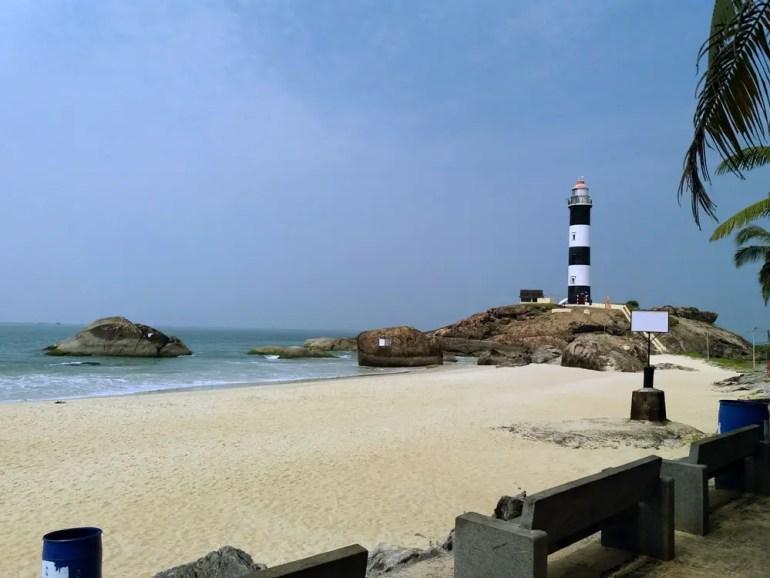 Coorg - Kapu beach lighthouse