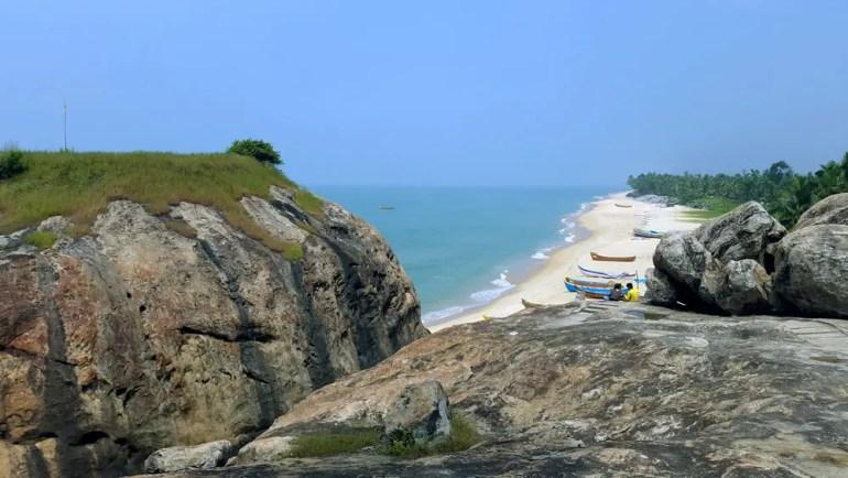 Coorg - Kapu beach