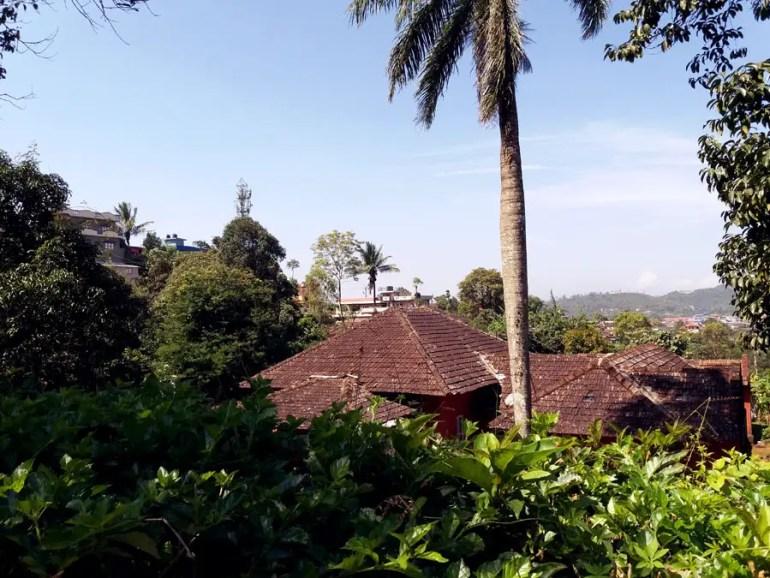 Coorg - Madikeri houses
