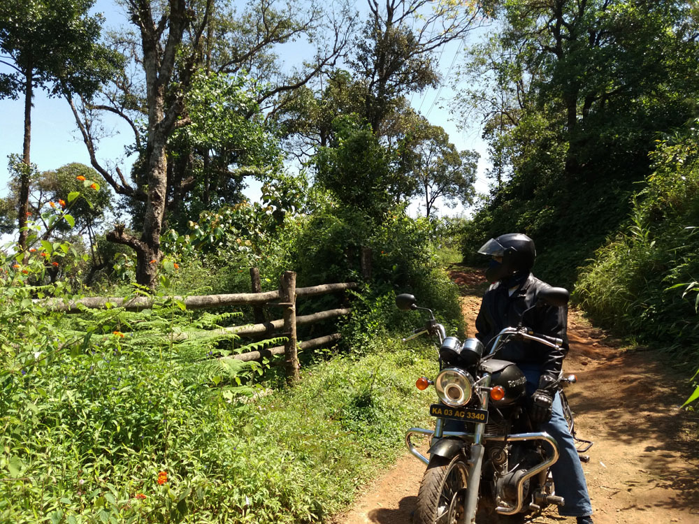 Following the GPS to the Taj resort - What to do in Coorg