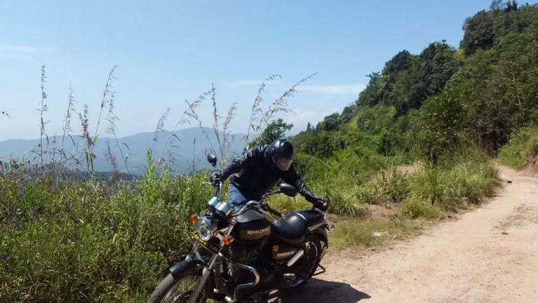 Coorg - Taj GPS - Hill road