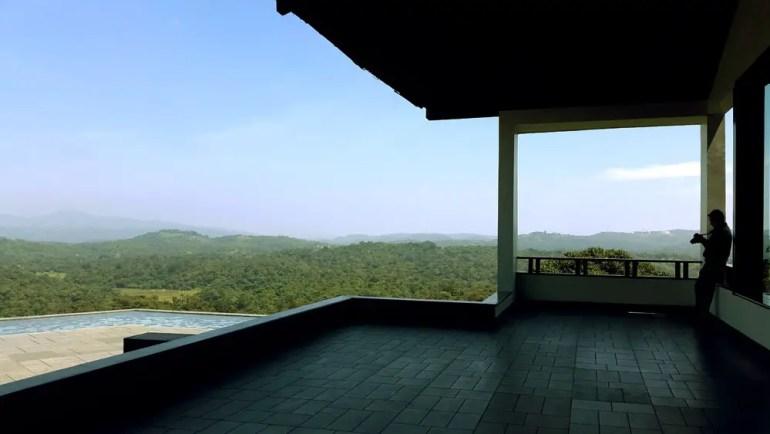Coorg - Taj view - lobby