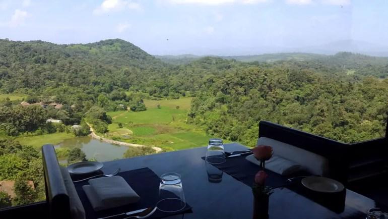 Coorg - Taj view - Restaurant