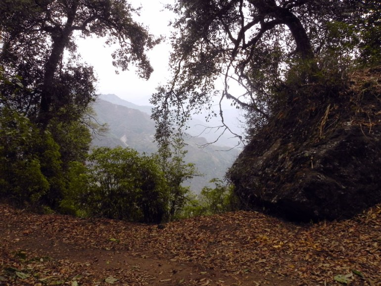 Kalimpong -Sillery trail - mountain holiday destinations in India