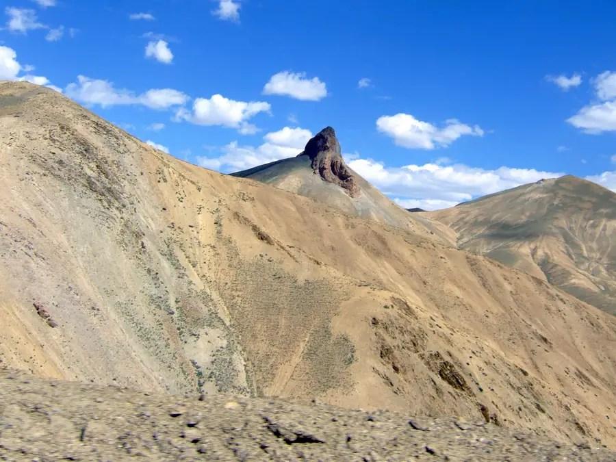 Ladakh - Mountain ganesha - mountain holiday destinations in India