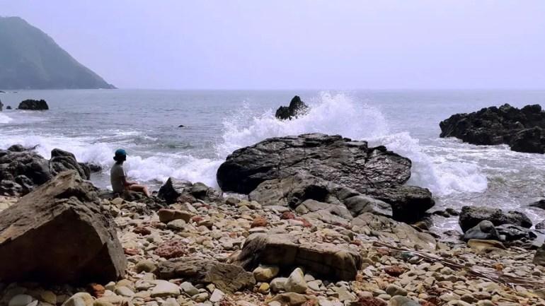 Agonda - Cabo de Rama - Waves - perfect base for a Goa trip