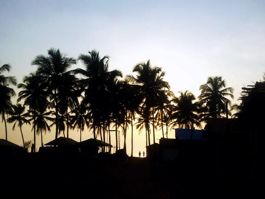 Agonda - eating and acco - walk to the beach - perfect base for a Goa trip