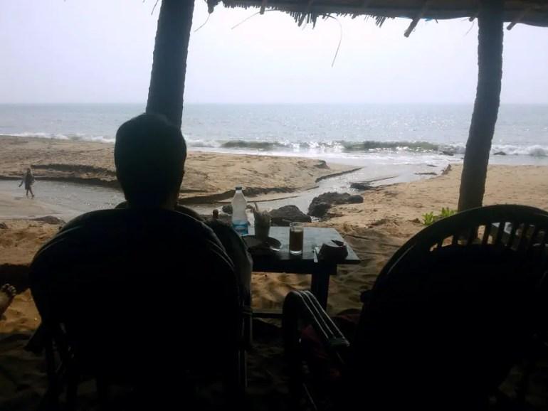 Agonda - nearby beaches -Cola chairs - perfect base for a Goa trip