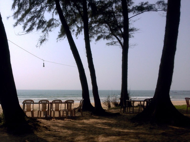 Agonda - nearby beaches -Talpona chairs - perfect base for a Goa trip