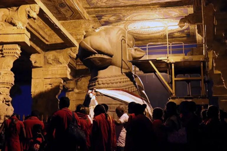 Thanjavur - Nandi - Temples of Madurai and Thanjavur