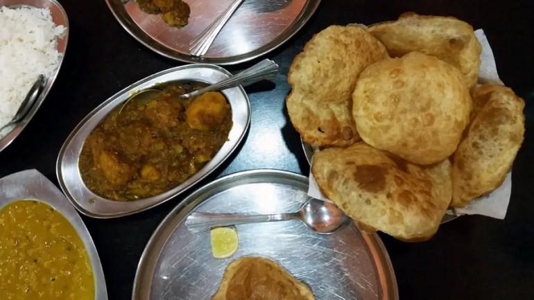 Good restaurants for veg food - Sarkars Kitchen combo