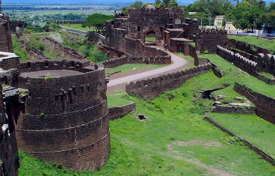 Bidar Fort, Bidar, Karnataka, India