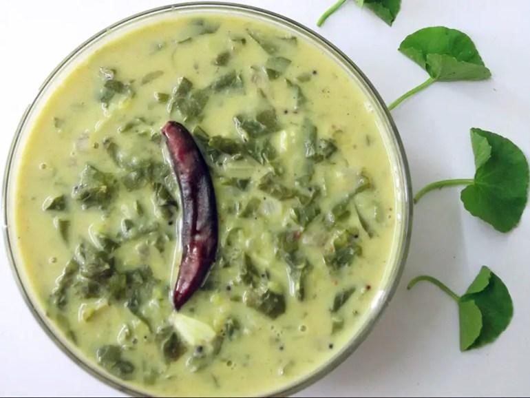 Kootu - vegetables and lentils - Taamil Nadu - vegetarian dishes from India