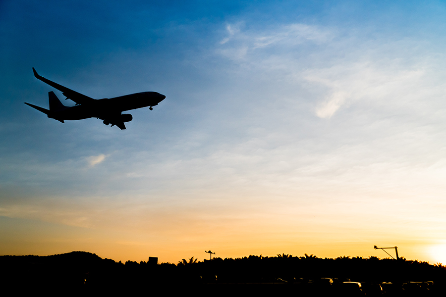 Shutterstock - airplane (By Faiz Zaki) - small - responsible traveller