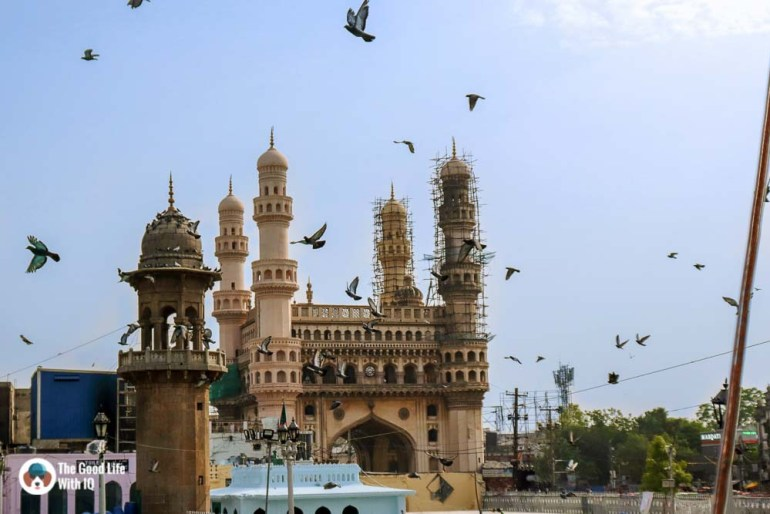 Charminar - Hyderabad itineraries and things to do