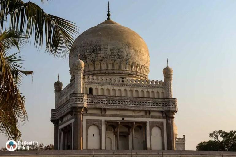 Hyderabad Qutb Shahi Tombs Heritage.JPG