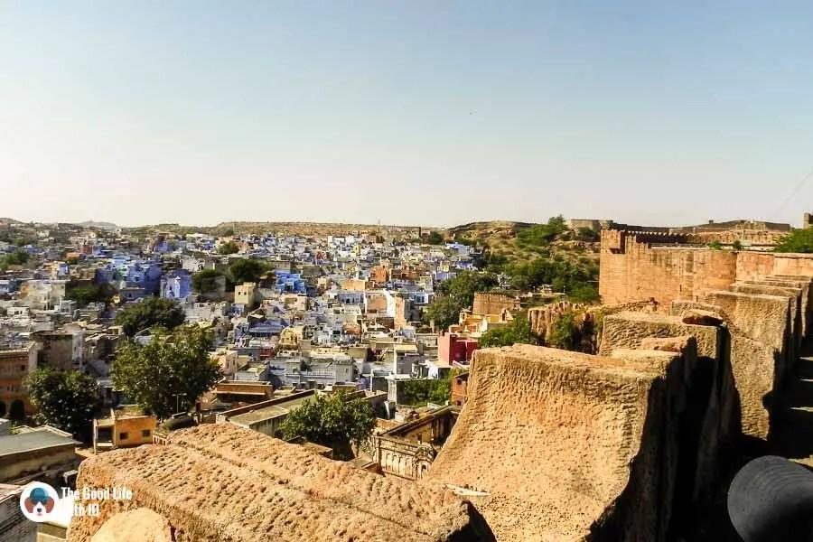Jodhpur Mahrangarh 2 Heritage.JPG