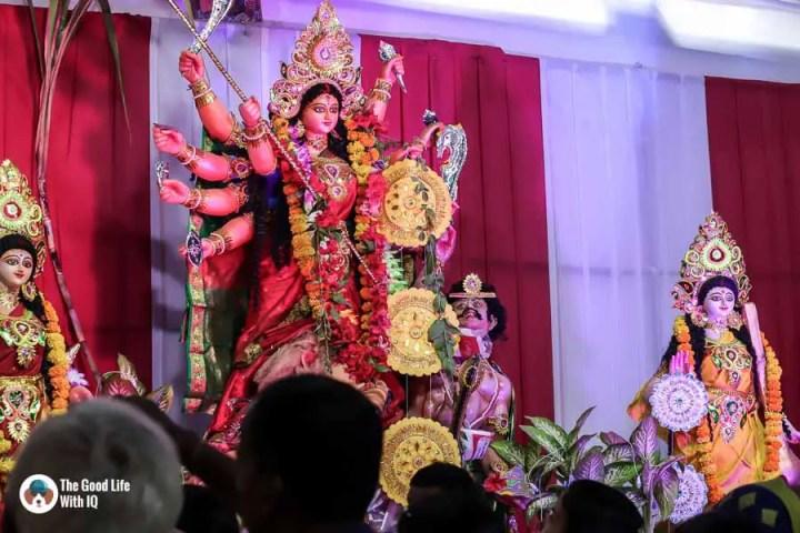Durga Puja pandal - Durga Puja 2018
